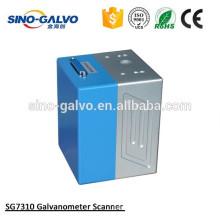 Hoher kostengünstiger SG7310 Faser-Laser-Kopf mit CER / ROHS / ISO9001