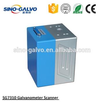 Cabeça alta do laser da fibra do custo alto SG7310 com CE / ROHS / ISO9001