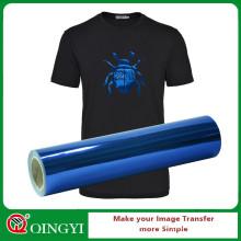 Vinilo de transferencia de calor metálico de China alibaba / rollo de película de mascotas metalizado