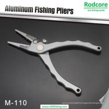 Alicates de pesca de alumínio usinados CNC