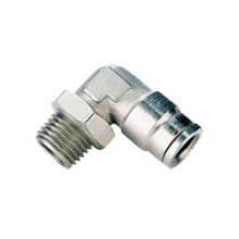 MPL Mental Push-in Pneumatic Fittings