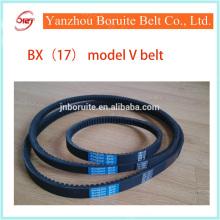 la fábrica produce BX tamaño V belt con dientes