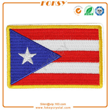 Cuba flag iron patch sticker embroidery