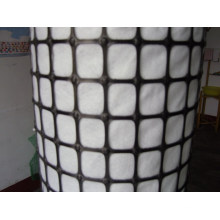 Biaxial PP Geogrid for Slope Stabilization