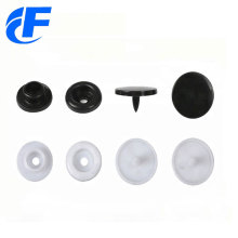 Wholesale Custom 10mm Plastic Snap Button For Clothes