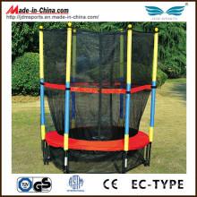 Big Air My 1st Round Child Trampoline with Safety Net