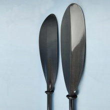 Carbon fiber ajustable oars