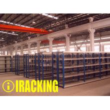 Estantería de almacenamiento mediano, estantería sin tornillos (5x 090517)