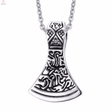Wholesale Price Engraved Punk Rock Stainless Steel Jewelry Pendant