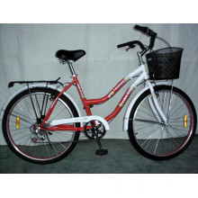 Bicicleta de ocio, 6sp City Bike (FP-LDB-040)