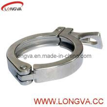 Sanitary Stainless Steel Single Pin Tri Clamp Ring