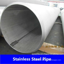 ASTM A312 Tp316L Stainless Steel ERW Pipe