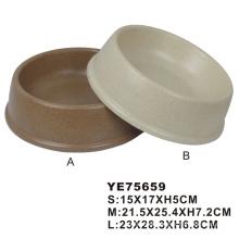 Melamine Pet Bowl, Pet Travel Bowl (YE75659)