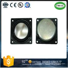 2watt Square Micro Mylar Cone Speaker con monitor LCD