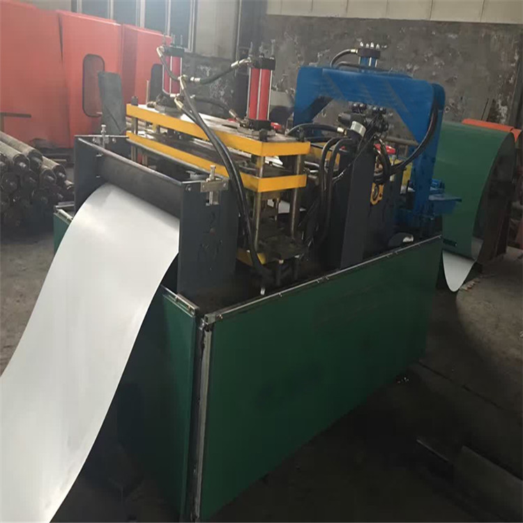 Big square plate machine