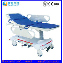 Transporte de Pacientes Hidráulico Carro eléctrico de Emergencia / Camilla