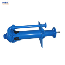 vertical priming mud sucker pump