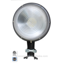 5 years warranty 125lm/w 50w led photocell control dusk to dawn street barn yard light