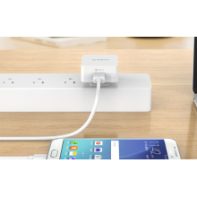 ORICO QCK-1U QC 2.0 mini ein Häfen USB-Wandaufladeeinheit