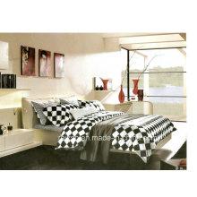 2015 Artístico Urban Minimalista estilo Stripe impresión cama conjuntos