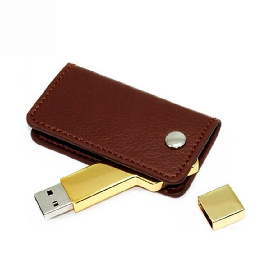 key usb with leather 4