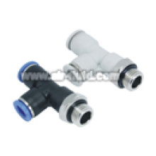 APD-G Swivel Run Tee (BSPP) Pneumatic Air Fittings