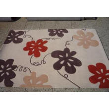Family Tufted Carpet Area Rug for Textile