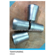ANSI B16.9 A403 Reductor de acero inoxidable sin costuras