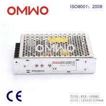Wxe-100ms-24 110VAC à 24VDC 4.2A 100W Mini pilote de LED SMPS