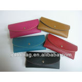Explosion Models Simple and Elegant Embossed PU leather Purse/Wallet