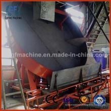 Fábrica de Fabricação de Fertilizantes de Granulador de Dung Pig