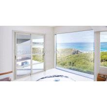 Aluminum Sliding Door and Window, Fiberglass Sliding Doors