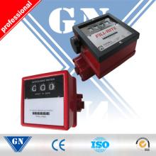 Medidor de Fluxo de Combustível Diesel Digital de Alumínio de 4 Dígitos (CX-MMFM)