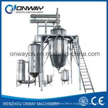 Rh Precio de Fábrica de Ahorro de Energía de Precio de Fábrica Eficaz Energía de Ahorro de Reflujo Caliente Equipo de Extracción de Evaporador de Hierbas Máquina Farmacéutica
