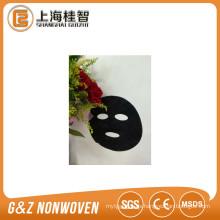 Dyllance fibra negro limpieza facial máscara paquete máscara no tejida
