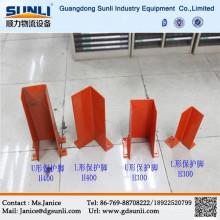 Protetor vertical de aço de estantes / prateleiras