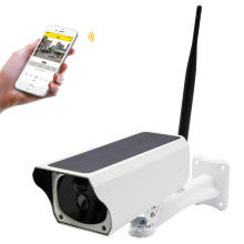 Solar Power Outdoor Camera WiFi IP Bullet Waterproof IP66 Wireless