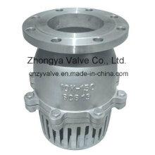 JIS 10k / 150lb Ножной клапан из нержавеющей стали