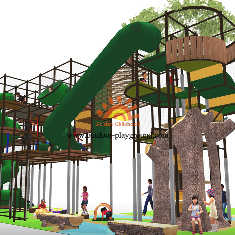 Tree Themes Playground Structure