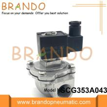 Stainless Steel Diaphragm Valve SCG353A043