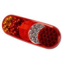 Moule en plastique professionnel de lampe arrière en plastique de haute précision pour des pièces d'auto