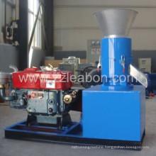 2015 Homemade Diesel Wood Pellet Press Machine