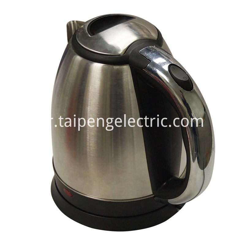 Commercial electric kettles