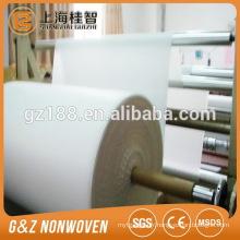 Textile de textile d'usine de textile pour Spunlace