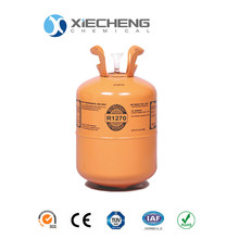 Low MOQ for for Hydrocarbons R600A New Refrigerant gas R1270 Propylene supply to Cape Verde Supplier