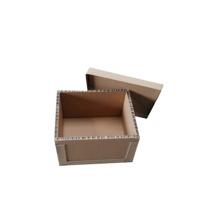 Hot sell new design custom light recyclable honeycomb corrugated carton box