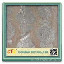 spätester Entwurfs-China-Samtgewebe dekorative l-Form-Sofabezug