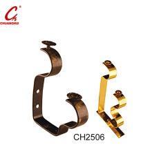 Hardware Curtain Accessories Bracke Iron Tube Bracket