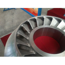 Customized Hydraulic Pump Casting Impeller