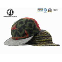 Gorra de excursionista de snapback colorido de moda del sombrero de las ventas 2015